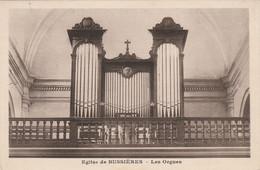 Loire.  Eglise De Bussières.  Les Orgues. - Altri Comuni