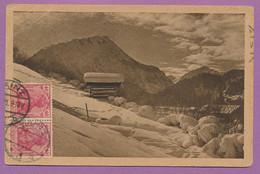 Am HimmelSchrofen Bei Oberstdorf - Gelauft 1921 - Oberstdorf