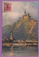 BRAUBACH Und Die Marksburg - Gelauft 1921 - Braubach