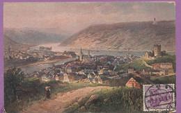 BINGEN - Gelauft 1921 - Bingen