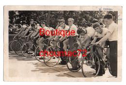 1542, Loiret, Montargis, Carte Photo, Vélodrome De Montargis 1941, 2e De La Course Eliminatoire, Cyclisme, Non Voyagée, - Montargis