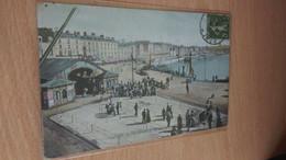 CPA -  2199. DIEPPE La Poissonnerie Et L'avant Port - Dieppe