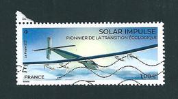 N° 5506 Solar Impulse Pionnier De La Transition écologique Timbre France Oblitéré 2021 - Oblitérés