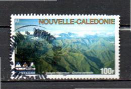 Timbre Oblitére De Nouvelle-Calédonie  2002 - Usados