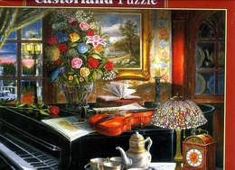 """Puzzle   """"Ambiance """" 2000 Pièces!  92cm Sur 68cm Ed. Castorland Neuf * - Non Classificati"""