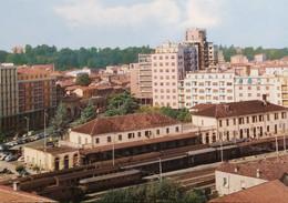 Cartolina - Novi Ligure - Interno Stazione FF. SS. - 1970 Ca. - Alessandria
