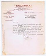 "NORD - LOOS-LEZ-LILLE - Charles CLARA "" CULTURA "" - Semences, Plants, Etc...152 Avenue Albert Calmette ( 2 Factures ) - Autres"