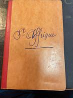 Carte à 1 Sur 100000 SAINT AFFRIQUE  Ministère De L' Intérieur - Librairie Hachette - TIRAGE 1907 - Cartes Topographiques