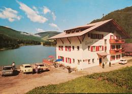 Cartolina - Albergo Seehof Gasthof-Pension - Monguelfo - Val Pusteria - 1968 - Bolzano (Bozen)