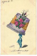 ILLUSTRATEUR  ROBERTY   Le Sourire  N° 121  La Mode En 1909 - Andere Illustrators