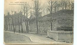 52* ST DIZIER  Anciennes Fortifications - Saint Dizier