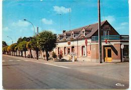 60* ESTREES ST DENIS CPM(10x15cm) La Rue De Flandre - Estrees Saint Denis