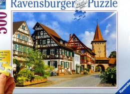 """PUZZLE """"Gengenbach, Allemagne"""" 500 Pièces (plus Grandes) Editions Ravensburger 61cm Sur 46cm NEUF Avec CELLO* !! - Non Classificati"""