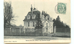 77* SEINE PORT Pavillon Royal - Andere Gemeenten