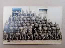 CARTE PHOTO - REGIMENT - COMMERCY  - 1920 - Regimientos