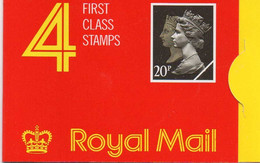 GREAT BRITAIN 1990 80p Penny Black Anniversary Booklet JB1 Cyl - Carnets