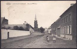 +++ CPA - GHISLENGHIEN - Ath - Rue Du Village  // - Ath