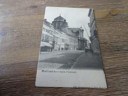 Malines Rue Et L'église D'answijck - Mechelen
