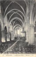 Arcachon - L'Eglise Notre-Dame - Intérieur - Arcachon