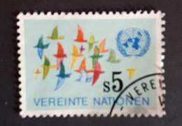 Vereinte Nationen (Österreich/Wien) United Nations 6S, Cancelled - Sonstige
