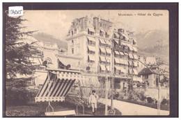 DISTRICT DE VEVEY - MONTREUX - HOTEL DU CYGNE - TB - VD Vaud