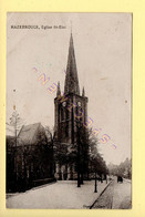59. HAZEBROUCQ - Eglise Saint-Eloi (animée) (voir Scan Recto/verso) - Hazebrouck