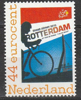 Nederland NVPH 2562 Persoonlijke Zegels Tour De France Depart Rotterdam 2010 MNH Postfris Wielrennen - Private Stamps