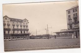 48671  Knokke  Station Du  Tram  Carte  Photo - Knokke
