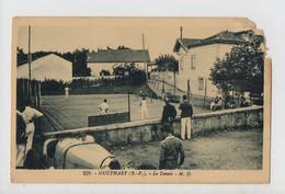 GUETHARY - 64 - Pays Basque - Le Tennis - Guethary