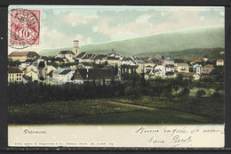 Carte P De 1903 ( Delémont ) - JU Jura