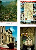 39 / JURA / Lot 90 C.P.M. Neuves - 5 - 99 Cartoline