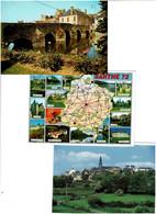 72 / SARTHE / Lot 90 C.P.M. Neuves - 5 - 99 Cartoline