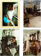 METIERS A TISSER / Lot 45 C.P.M. Neuves - 5 - 99 Cartoline