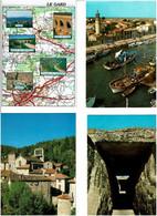 OSTREICULTURE / Lot 45 C.P.M. Neuves - 5 - 99 Cartoline