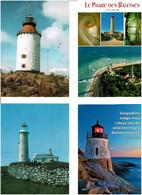 PHARES / Lot 65 C.P.M. Neuves - 5 - 99 Cartoline