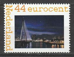 Nederland NVPH 2562 Persoonlijke Zegels Rotterdam Erasmusbrug 2009 MNH Postfris Bridges - Private Stamps