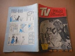 TV Film Illustré N°2 Année 1961 Be - Small Size