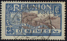 REUNION ( POSTE ) : Y&T  N°  63  TIMBRE  TRES  BIEN  OBLITERE . A  SAISIR . - Used Stamps