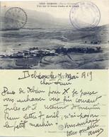 MILITAIRE POSTE DE DEBDOU * LE COMMANDANT D'ETAPES * MAROC TàD RECETTE-DISTRIBUTION - Military Postmarks From 1900 (out Of Wars Periods)