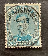 OBP 141 Gestempeld RELAIS BEIRVELDE / DESTELBERGEN - 1915-1920 Alberto I