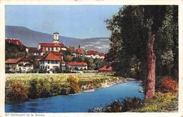 Delémont Et La Sorne - JU Jura