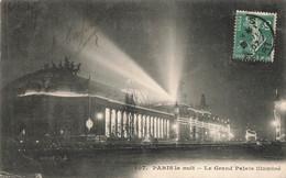 PARIS : LA NUIT - LE GRAND PALAIS ILLUMINE - Andere