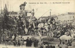 Carnaval De Nice XL Sa Majesté Carnaval RV - Carnival