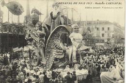 Carnaval De NICE 1913 Madame CARNAVAL   RV - Carnival