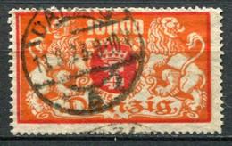 Danzig Mi# 147 Gestempelt/used - Coat Of Arms - Dantzig