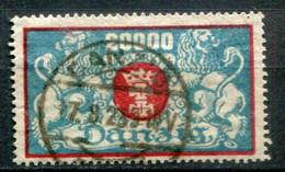 Danzig Mi# 148 Gestempelt/used - Coat Of Arms - Dantzig