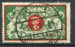 Danzig Mi# 149 Gestempelt/used - Coat Of Arms - Dantzig