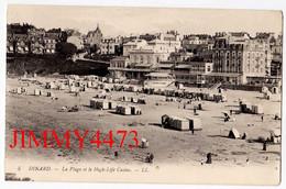CPA - DINARD - La Plage Et Le High-Life Casino - 35 Ille Et Vilaine - N° 5 - L L - Dinard