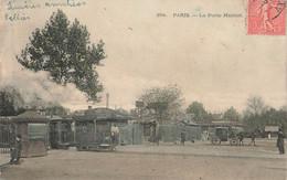 PARIS : LA PORTE MAILLOT - Autres
