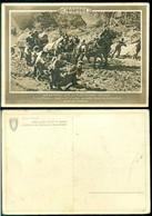 AK Infanterie Auf Sowjetischen Wegen Nicht Gelaufen - Guerra 1939-45